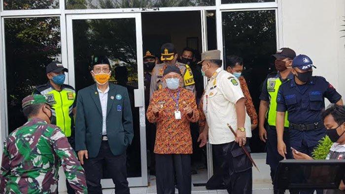 Pabrik RokokPT Tanjung Odi Ditutup setelah JadiKlaster Baru Penyebaran Covid-19 di Sumenep Madura