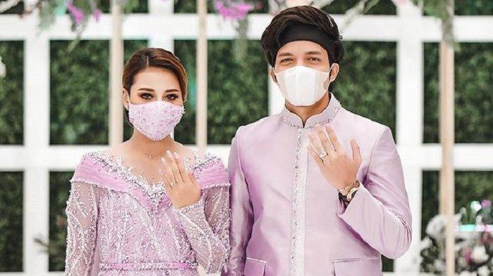 Permintaan Khusus Atta di Hari Pernikahan, Calon Suami Aurel Ingin Ada Lambang Ini di Baju Pengantin