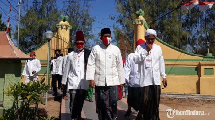 Tanggapan Achmad Fauzisoal Teguran Mendagri Karena Kerumunan Massa saat Mendaftar ke KPU Sumenep