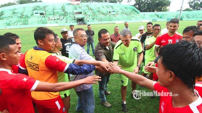 Target Agoes Soerjanto seusai Resmi JabatCEO Baru Arema FC Gantikan Iwan Budianto