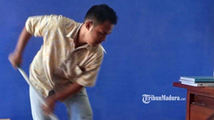 Ramah Disabilitas, Kecamatan Torjun Sampang Berikan Wadah Pekerjaan Bagi Penyandang Disabilitas
