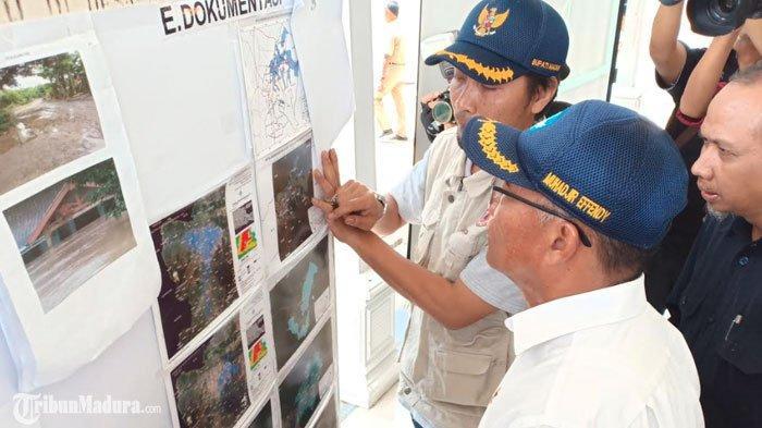 Bupati Sebut Penyebab Banjir di Kabupaten Madiun karena Kurangnya Kepedulian terhadap Lingkungan