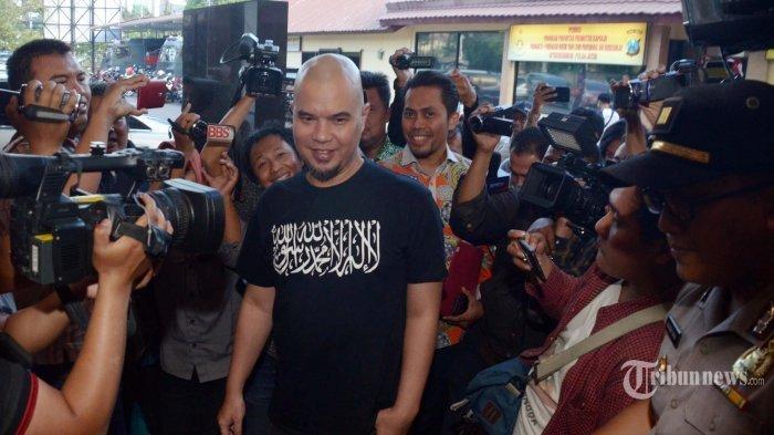 Ahmad Dhani DijadwalkanDatangiPolda Jatim Terkait Kasus Pencemaran Nama Baik Hari Ini