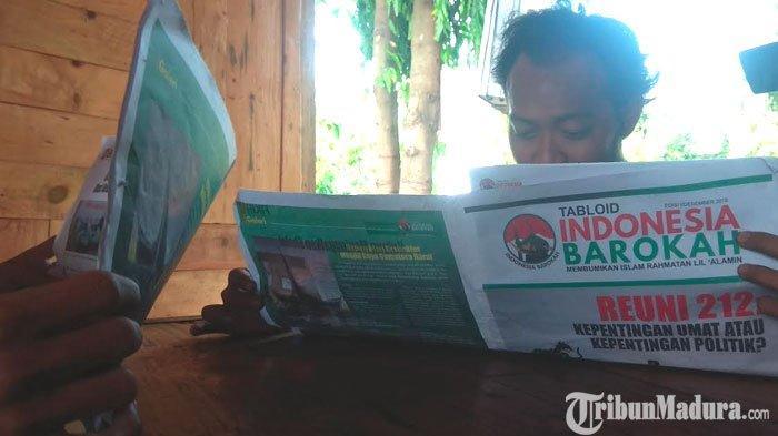 Tabloid Indonesia Barokah Menyebar ke Ponpes di Kota Mojokerto, Pengurus Ponpes Segera Lapor Bawaslu
