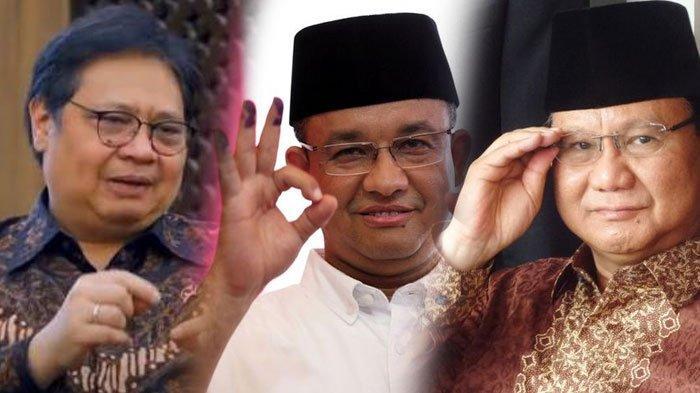 Potensi Prabowo-Puan Maju di Pilpres 2024, Bakal Lawan Anies-AHY dan Airlangga-Cak Imin?
