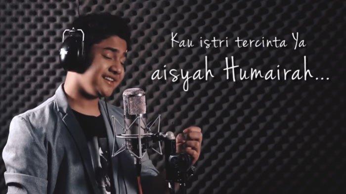 Download Lagu MP3 Aisyah Istri Rasulullah, Dicover oleh Syakir Daulay, ada Video Artis Lainnya