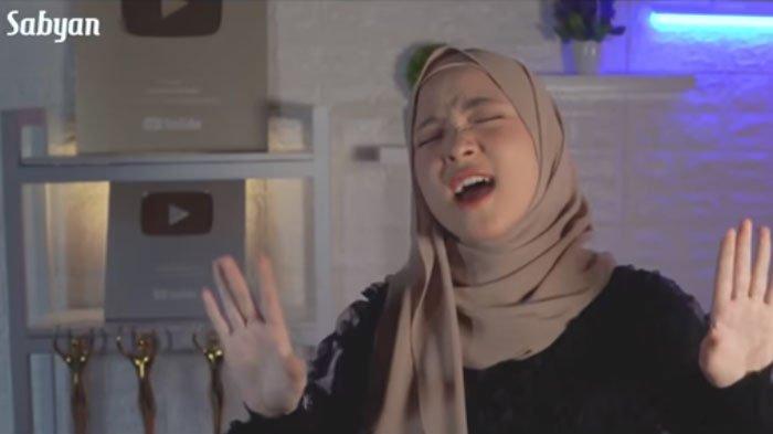 Download Lagu Aisyah Istri Rasulullah, Cover Nissa Sabyan, ada Video Syakir Daulay dan Via Vallen