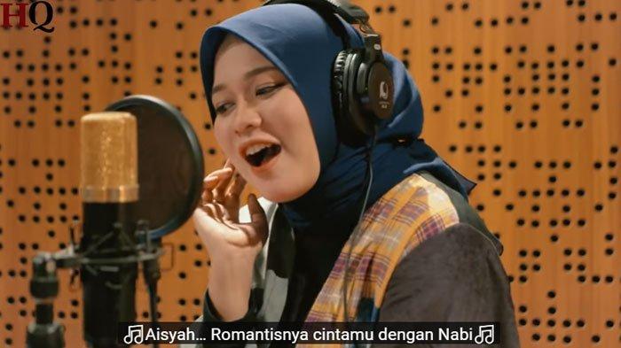Download Lagu MP3 Aisyah Istri Rasulullah, Berbagai Cover Penyanyi Ternama, Lengkap Lirik dan Link