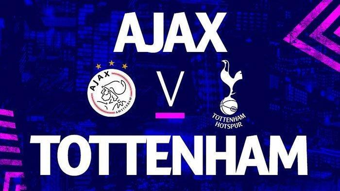 LINK LIVE STREAMINGLiga Champions Leg Kedua Ajax Vs Tottenham pada Kamis (9/5/2019) Dini Hari