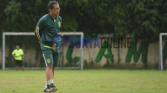 Kompetisi Liga 1 2020 Dihentikan Sementara, Pelatih Persebaya Aji Santoso Sangat Mendukung