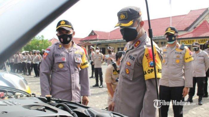 Operasi Lilin Semeru 2020 di Sampang Madura Digelar Selama 15 Hari, Simak Sasaran Kegiatannya