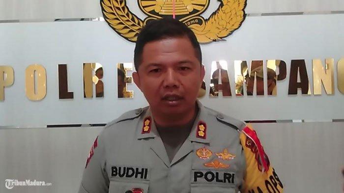 Protesnya DihiraukanKPU Sampang, Saksi pada Rapat Pleno Rekapitulasi Pemilu 2019 Nekat Tendang Meja