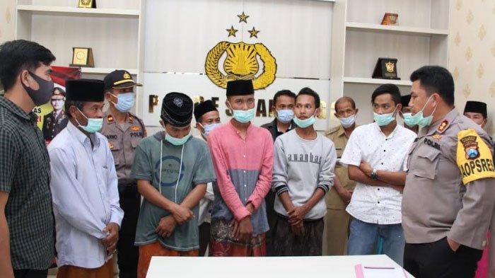 4 Pemuda Berkelahi di Depan Kantor Polisi, Gara-Gara Tak Terima Kendaraannya Disalip saat Ngabuburit