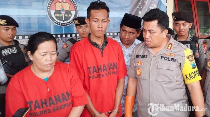 UPDATE Kasus Satu Keluarga Bandar Sabu Banyuates Sampang Ditangkap, Polisi Buru Satu Pelaku Lain