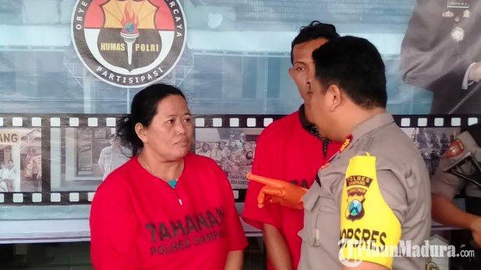 Satu Keluarga di Banyuates Sampang Nekat Jadi Bandar Sabu, Ditangkap Polisi Jelang Tahun Baru