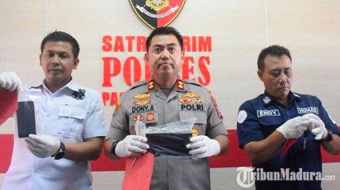 Komplotan Begal Sadis Pasuruan Dibekuk Polisi, Tak Segan Sakiti Korbannya Jika Melawan Para Pelaku