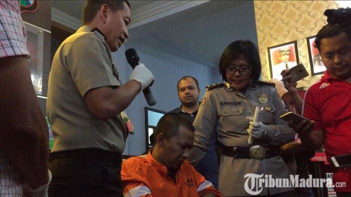 Bantah Dituduh Jadi Otak Kaburnya Empat TahananPolresta Malang Kota,Sokip: Mereka yang Mau Ikut