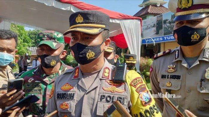 Akses Masuk ke Jawa Timur dari Jateng Diperketat, Ada Dua Titik Penyekatan di Jalur Pantura Tuban