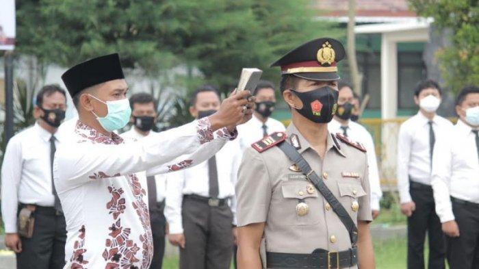 Duduki Jabatan Kasatreskrim Polres Sampang, AKP Sudaryanto Komitmen Selesaikan Kasus Terbengkalai