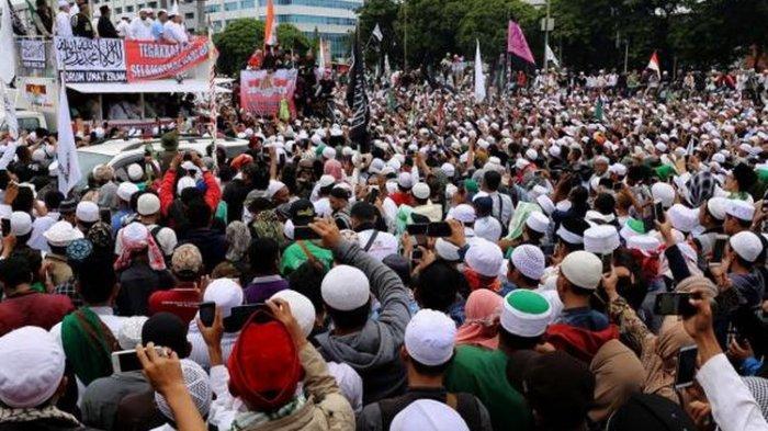 Aksi 1812 di Istana Negara Jumat Besok Tak Diizinkan Polda Metro Jaya, Ini Beberapa Alasan Polisi
