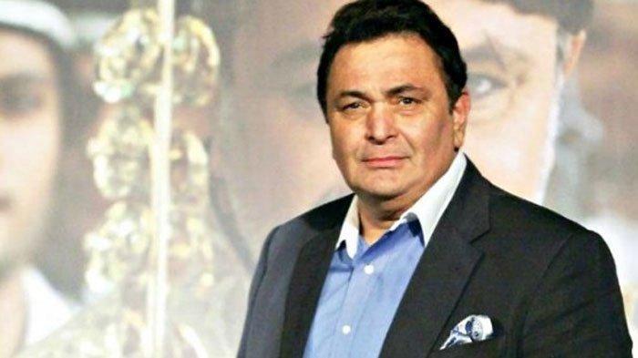 Bollywood Berduka, Aktor Senior Rishi Kapoor Meninggal Dunia di Usia 67 Tahun