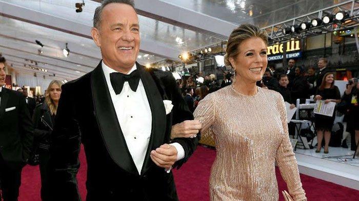Aktor Tom Hanks dan Istri Dinyatakan Positif Terinfeksi Virus Corona, Ungkap Kondisi dan Unggah Foto