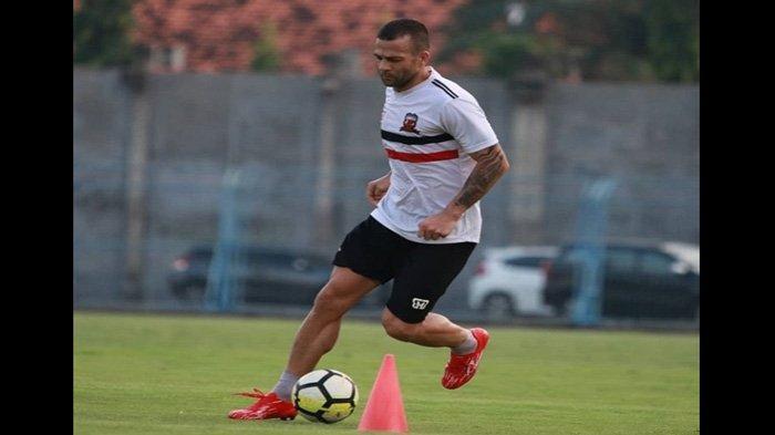 Derby Jatim di Piala Presiden Kala Madura United Lawan Persela, Striker MU Rakic Akui Bersemangat