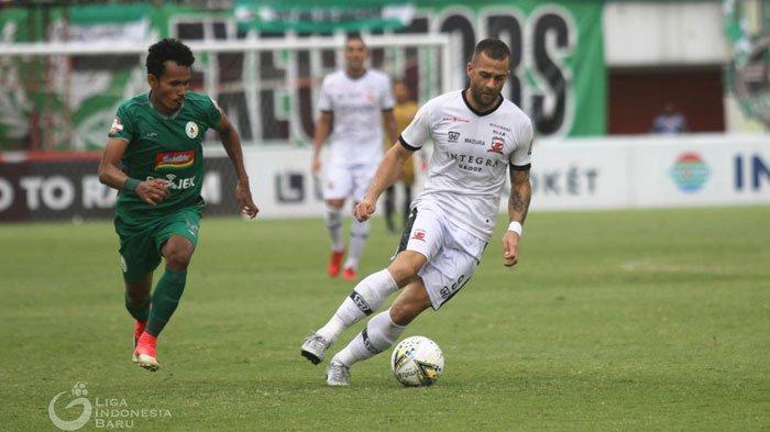 Laga Seru Madura United Vs Barito Putera, Prediksi Kekuatan & Laga Nostalgia Aleksandar Rakic