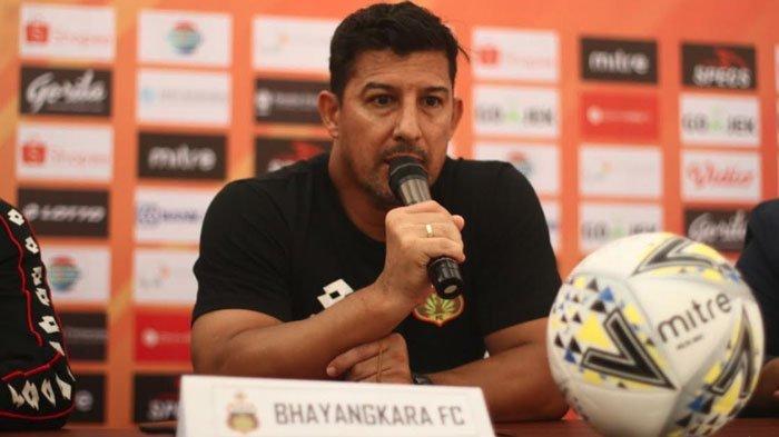 Bhayangkara FC Fokus Benahi Penyelesaian Akhir dan Pertahanan Tim JelangKontra Madura United