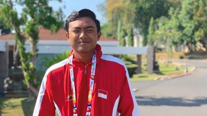 Atlet Tenis Lapangan Asal Sampang Madura Terpanggil SEA Games 2019 di Filipina, Jadi yang Pertama