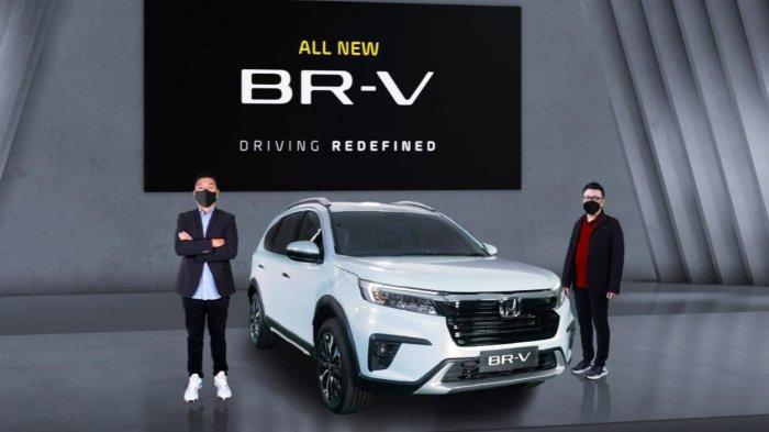 Tercanggih Dikelasnya, All New Honda BR-V Sudah Bisa Dipesan di Jatim, Bali & Nusra, Berkonsep N7X