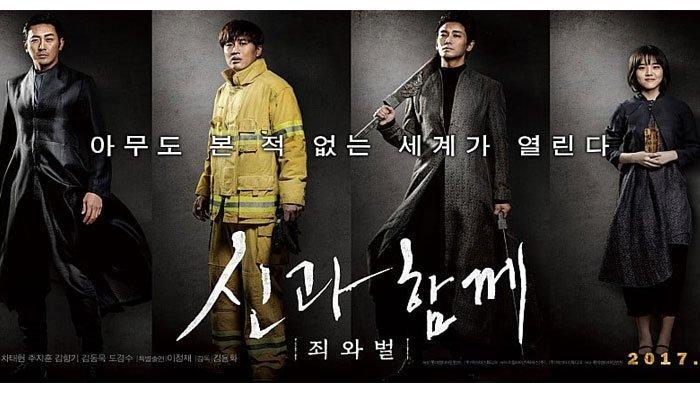 Sinopsis Film Korea Along with The Gods: The Two Worlds, Persidangan di Akhirat setelah Kematian