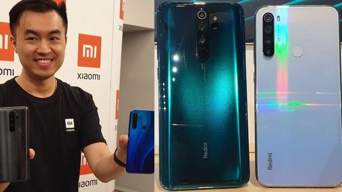 Harga dan Spesifikasi Redmi Note 8 dan Redmi Note 8 Pro yang Kompetitif, Xiaomi Siapkan Stok Banyak