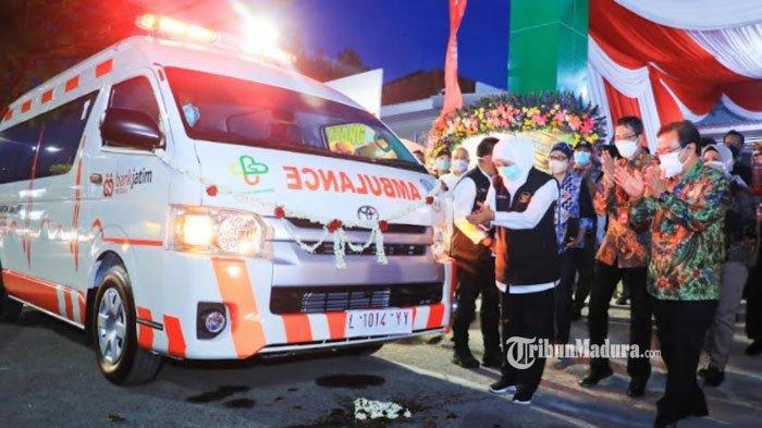 RSUD Dr Soetomo Luncurkan Mobil Ambulans Darurat, Kini Tangani Lebih Cepat Pasien Penyakit Jantung
