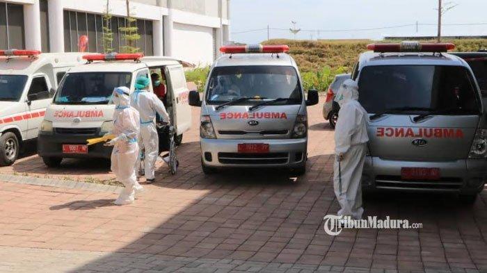 126 Relawan Gabung Surabaya Memanggil Jadi Sopir Ambulans, Siap Beri Pelayanan Warga 24 Jam