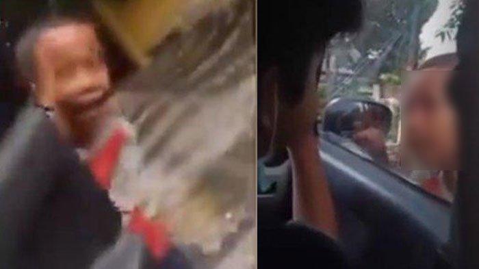 Anjal Nekat Ketok Jendela Hingga Buka Pintu Mobil Jika Tak Kunjung Diberi Uang, Aksinya Viral