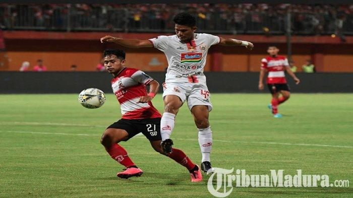 Sulit Ganti Poin, Andik Vermansah Tekad Amankan Klasemen Madura United saat Jamu PS Tira Persikabo
