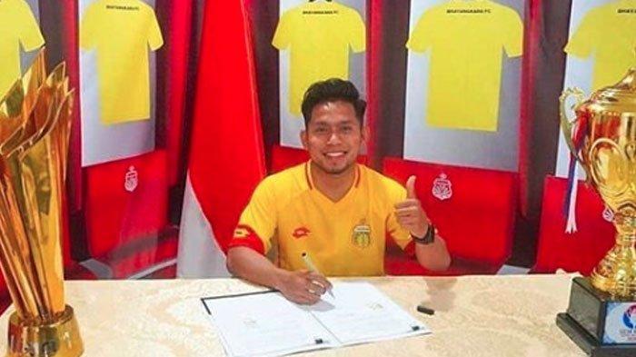 Bhayangkara FC Vs Madura United, Andik Vermansah Merasa Diuntungkan Karena Main di Bangkalan