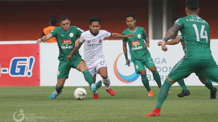 Madura United Gagal Curi 3 Poin di KandangPSS Sleman,Rasiman Puji Penampilan Laskar Sapeh Kerrab