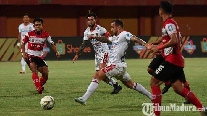 Madura United VsSemen Padang, Laskar Sapeh Kerrab Tampil dengan Skuat Seadanya di Kandang Sendiri