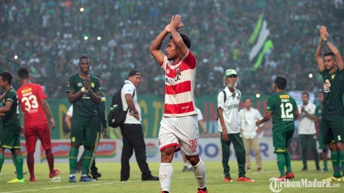 Madura United Dipastikan Tampil Pincang saat JamuPersib Bandung, Tak Ada Nama Andik Vermansah