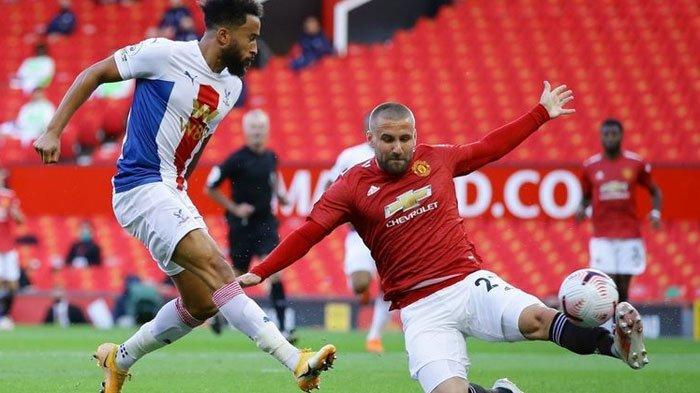 HASIL LIGA INGGRIS - Tanpa Gol, Manchester United Pasrah Berbagi Angka dengan Crystal Palace