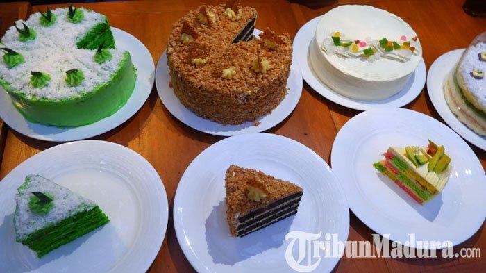 Pilihan Hampers Kue Unik Andalan Domicile Kitchen & Lounge Bisa Dicoba, Es Teller Berubah Bentuk