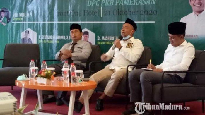 Hari Santri, Anggota DPR RI Dapil XI Madura Serukan Semangat Jihad untuk Bangkit dari Keterpurukan