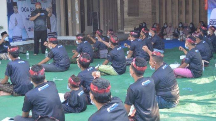 Polemik Partai Demokrat, Loyalis AHY di Kabupaten Bangkalan Gelar Doa Bersama dan Konsolidasi Partai