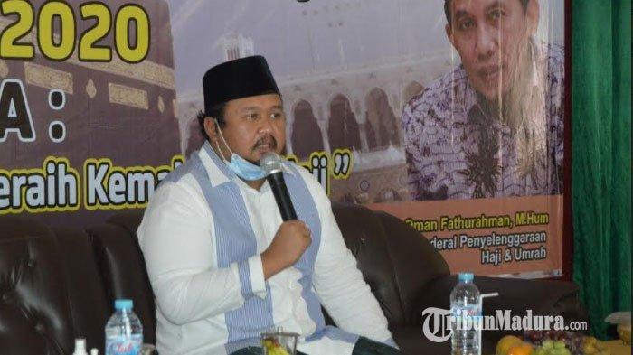 Anggota DPR RI Hasani Bin Zuber Kecam Aksi Bom Bunuh Diri di Gereja Katedral Makassar
