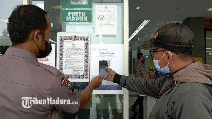 Semua yang Ingin Masuk ke Area Polres Bangkalan Wajib Sudah Vaksin, Simak Penjelasan Kapolres