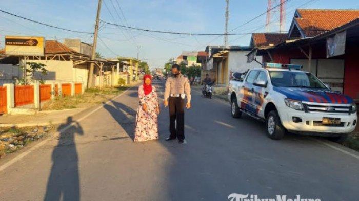 Dua Motor Saling Adu Banteng di Pamekasan, Seorang Pelajar SMP Tewas, Polisi Bongkar Kronologinya