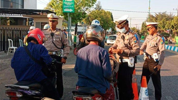 Tilang Elektronik di Kota Batu, Pengendara yang Berhenti di Zebra Cross Bakal Ditilang Polisi