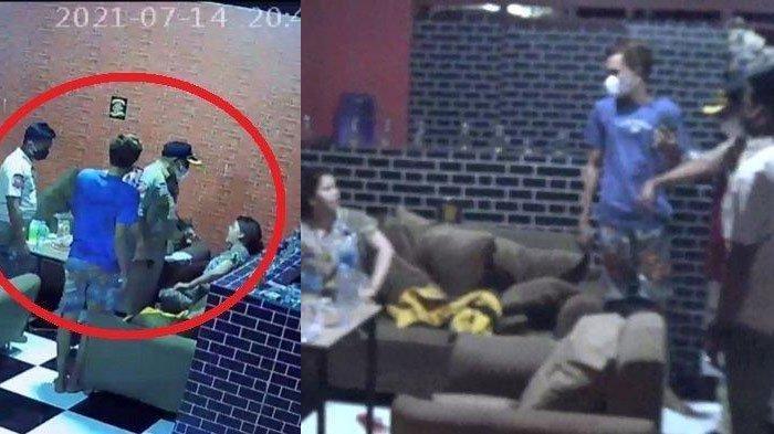 Kesaksian Pelanggan Soal Anggota Satpol PP yang Pukul Ibu Hamil, Bermula Live Warkop Berujung Arogan